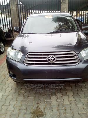 Toyota Highlander 2010 Limited Gray   Cars for sale in Lagos State, Amuwo-Odofin