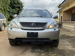 Lexus RX 2007 350 4x4 Silver | Cars for sale in Abuja (FCT) State, Gwarinpa