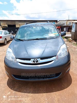 Toyota Sienna 2009 XLE Limited AWD Gray | Cars for sale in Lagos State, Alimosho