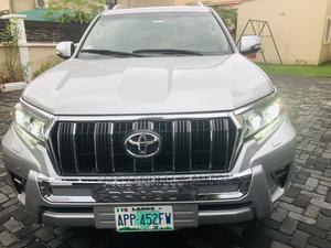 Toyota Land Cruiser Prado 2018 4.0 Silver   Cars for sale in Lagos State, Lekki