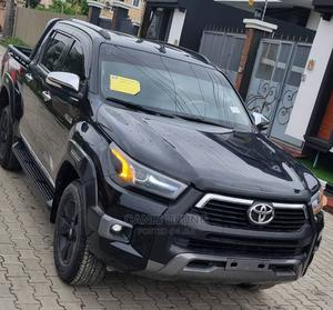 Toyota Hilux 2017 Black | Cars for sale in Lagos State, Ajah