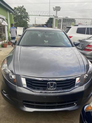 Honda Accord 2010 Sedan EX Gray   Cars for sale in Lagos State, Ogba