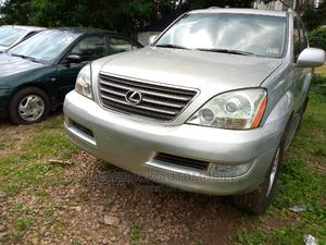 Lexus GX 2006 470 Sport Utility Silver | Cars for sale in Abuja (FCT) State, Central Business District