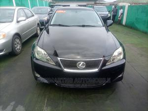 Lexus IS 2007 250 AWD Black | Cars for sale in Lagos State, Ikeja