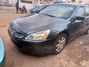 Honda Accord 2004 Sedan EX Gray   Cars for sale in Kaduna State, Kaduna / Kaduna State