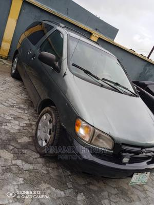 Toyota Sienna 1999 Green | Cars for sale in Lagos State, Lekki