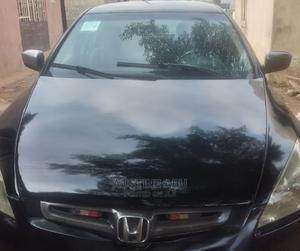 Honda Accord 2004 Automatic Black   Cars for sale in Abuja (FCT) State, Lugbe District
