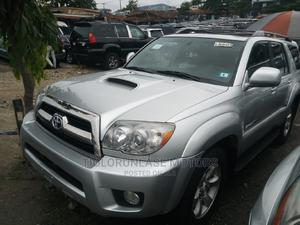 Toyota 4-Runner 2008 Sport Edition Silver | Cars for sale in Lagos State, Apapa