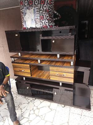 Wooden Television Stand | Furniture for sale in Rivers State, Oyigbo