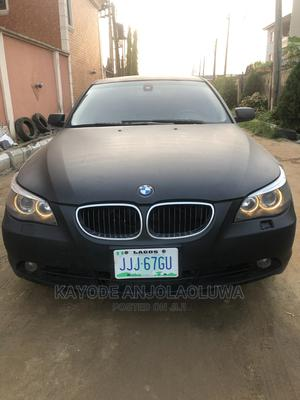 BMW 528i 2007 Matt Black | Cars for sale in Lagos State, Ikeja