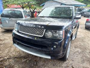 Land Rover Range Rover Sport 2010 HSE 4x4 (5.0L 8cyl 6A) Blue   Cars for sale in Lagos State, Amuwo-Odofin