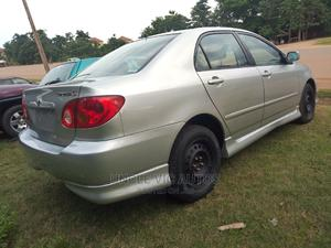 Toyota Corolla 2004 S Silver | Cars for sale in Abuja (FCT) State, Lokogoma