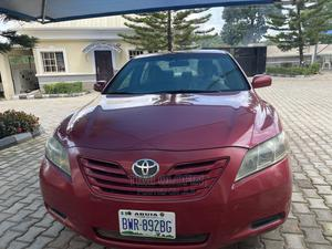 Toyota Camry 2009 Red | Cars for sale in Abuja (FCT) State, Central Business District