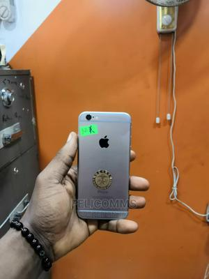 Apple iPhone 6 32 GB Silver | Mobile Phones for sale in Lagos State, Ikeja