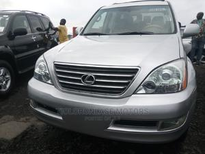 Lexus GX 2007 470 Sport Utility Silver   Cars for sale in Lagos State, Apapa