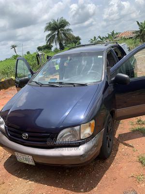 Toyota Sienna 2002 LE Blue | Cars for sale in Ogun State, Ijebu Ode