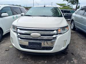 Ford Edge 2012 White | Cars for sale in Lagos State, Amuwo-Odofin