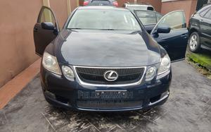 Lexus GS 2006 300 Automatic Black   Cars for sale in Rivers State, Obio-Akpor