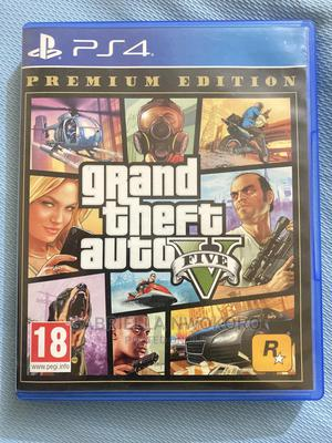 Grand Theft Auto V | Video Games for sale in Abuja (FCT) State, Garki 2