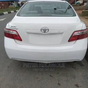 Toyota Camry 2008 2.4 LE White   Cars for sale in Lagos State, Surulere