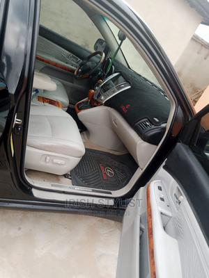 Lexus RX 2006 330 AWD Black   Cars for sale in Anambra State, Onitsha
