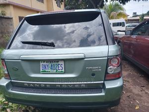 Land Rover Range Rover Sport 2007 HSE 4x4 (4.4L 8cyl 6A) Green | Cars for sale in Imo State, Owerri