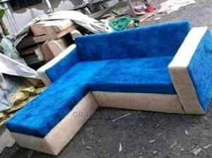 Tastefully Furnished L-Shape Chairs | Furniture for sale in Lagos State, Lekki