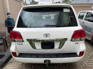 Toyota Land Cruiser 2012 4.5 V8 VXR White   Cars for sale in Lagos State, Ajah
