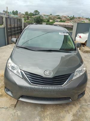Toyota Sienna 2012 Gray   Cars for sale in Lagos State, Ikorodu