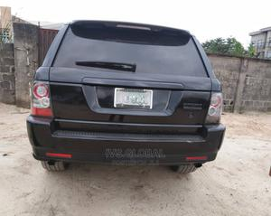 Land Rover Range Rover Sport 2007 Black | Cars for sale in Lagos State, Ajah
