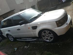 Land Rover Range Rover Sport 2007 HSE 4x4 (4.4L 8cyl 6A) White | Cars for sale in Imo State, Owerri