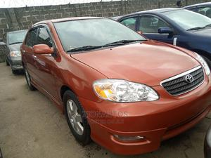 Toyota Corolla 2006 S Red | Cars for sale in Lagos State, Amuwo-Odofin