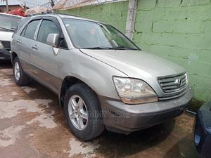 Lexus RX 2000 300 2WD Silver | Cars for sale in Lagos State, Ikeja