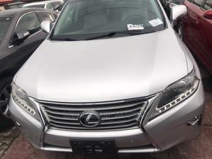 Lexus RX 2015 350 AWD Silver | Cars for sale in Lagos State, Ajah