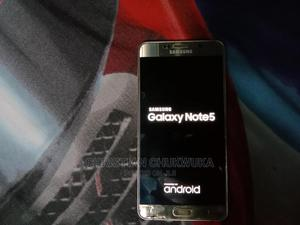 Samsung Galaxy Note 5 32 GB Gold | Mobile Phones for sale in Delta State, Warri