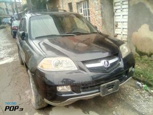 Acura MDX 2005 Black | Cars for sale in Lagos State, Yaba
