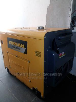 New 10kva Fireman Diesel Generator for Sales | Electrical Equipment for sale in Lagos State, Ibeju