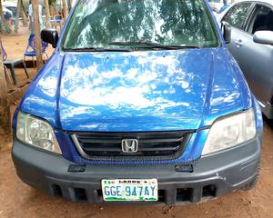 Honda CR-V 2000 2.0 Automatic Blue | Cars for sale in Abuja (FCT) State, Lokogoma