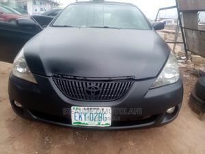 Toyota Solara 2006 Black | Cars for sale in Lagos State, Abule Egba