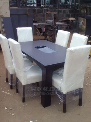 Quality Dining Table by 6 | Furniture for sale in Lagos State, Ikeja