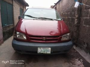 Toyota Sienna 1999 CE Red   Cars for sale in Oyo State, Egbeda