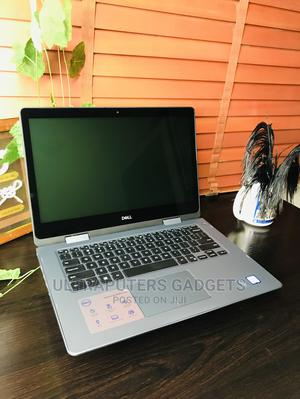 Laptop Dell Inspiron 14 5000 8GB Intel Core I7 SSD 256GB   Laptops & Computers for sale in Lagos State, Agege