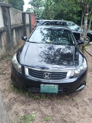 Honda Accord 2008 2.0i-Vtec Executive Black | Cars for sale in Imo State, Owerri