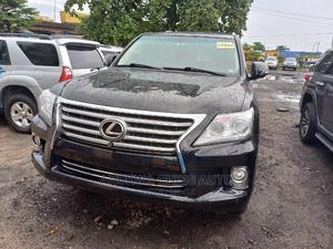Lexus LX 2013 570 AWD Black | Cars for sale in Lagos State, Amuwo-Odofin