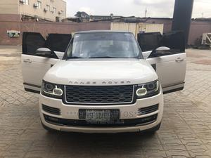 Land Rover Range Rover Vogue 2013 White | Cars for sale in Lagos State, Lekki