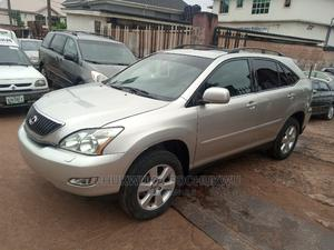 Lexus RX 2005 330 Silver | Cars for sale in Anambra State, Onitsha