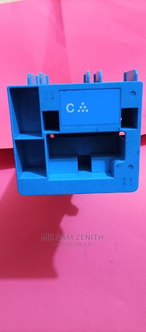 Cyan Toner Tank for Bizhub C452   Printers & Scanners for sale in Niger State, Kontagora