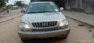 Lexus RX 2001 300 Gold | Cars for sale in Lagos State, Amuwo-Odofin