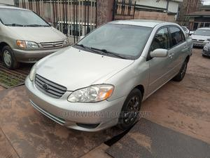 Toyota Corolla 2004 LE Silver | Cars for sale in Anambra State, Onitsha