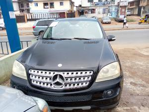 Mercedes-Benz M Class 2008 ML 350 4Matic Black | Cars for sale in Lagos State, Ejigbo